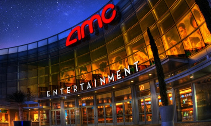 AMC Theatres: Two or Four AMC Silver Experience Movie Tickets by Mail from AMC Theatres (Up to Half Off)