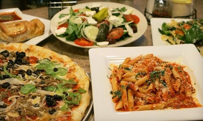 Saljo's Pizza - Pantego: $10 for $20 Worth of Pizza and Pasta at Saljo's Pizza in Pantego