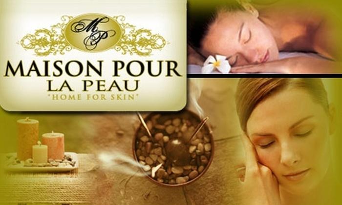 Maison Pour La Peau - Clearwater: $30 for a Facial and Peel at Maison Pour La Peau