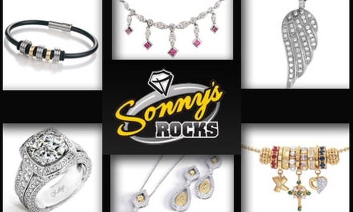 Sonny's Rocks - Cory - Merrill: $25 for $75 Worth of Dazzling Jewelry at Sonny's Rocks