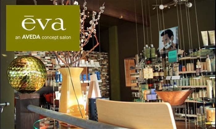 Eva - Central Business District: $49 for $100 Worth of Spa and Salon Services at Eva in Bellingham