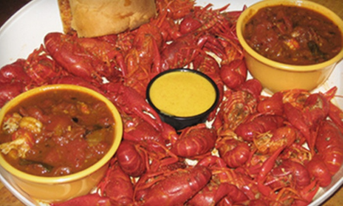 Joe's OK Bayou - East Louisville: Cajun Cuisine and Drinks or Meal for Two at Joe's OK Bayou