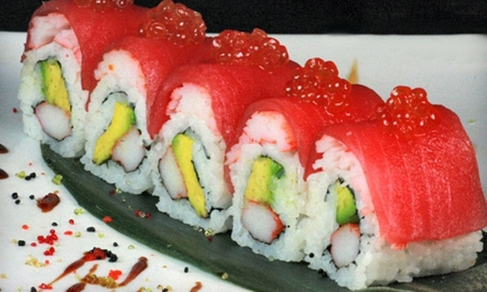 Teriyaki Cafe - North Cross Village: Sushi and Asian Cuisine for Dinner or Lunch at Teriyaki Cafe
