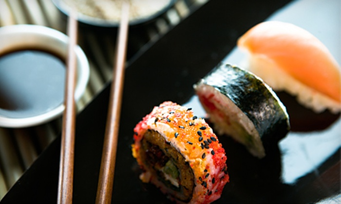 Banya Sushi Japanese Restaurant - Vose: $12 for $25 Worth of Sushi and Japanese Cuisine at Banya Sushi Japanese Restaurant in Beaverton