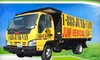 1-888-JUNK-VAN: $75 for $175 Worth of Junk-Removal Services from 1-888-JUNK-VAN