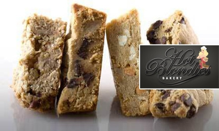 Hot Blondies Bakery - New York City: $12 for $25 Worth of Baked Goods from Hot Blondies Bakery
