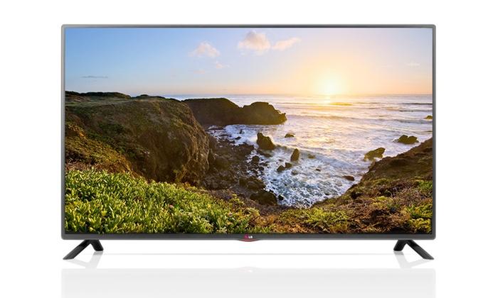 """LG 39"""" 1080p LED HDTV: LG 39"""" 1080p LED HDTV"""