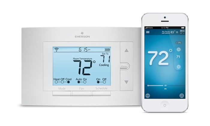 Aire Serv - Las Vegas: $189 for a WiFi-Thermostat Installation with Synching to iPhone or Android from Aire Serv ($348 Value)