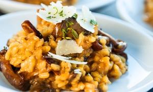 Locanda Vecia Osteria: Menu tipico veronese con tris di risotti, dolce e vino per 2 o 4 persone da Locanda Vecia Osteria (sconto fino a 64%)