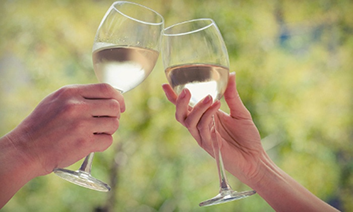Wine Walk at Sugar Creek Golf Course - High Ridge: Admission for Two or Four to the Wine Walk at Sugar Creek Golf Course on November 3 (Up to 56% Off)