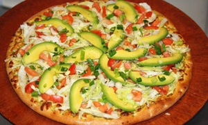 Monaco's: Choice of Two Standard-Size Pizzas for R89 at Monaco's (50% Off)