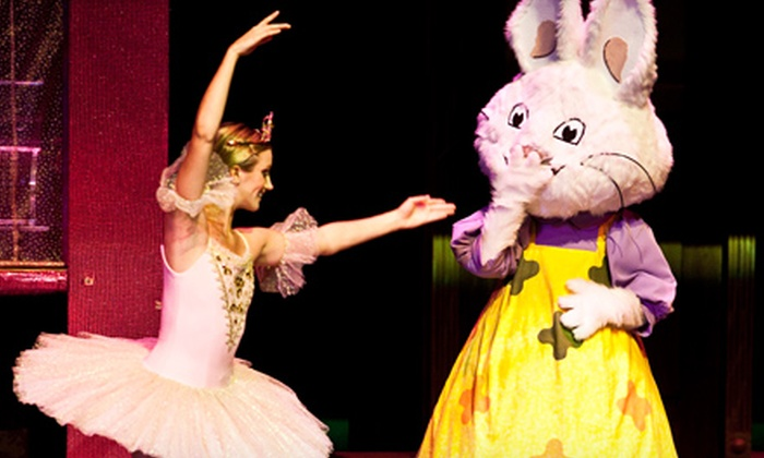 "Max & Ruby in the Nutcracker Suite - The Tower Theater: ""Max & Ruby in the Nutcracker Suite"" at Tower Theater on Saturday, December 14, at 1 p.m. or 4 p.m. (Up to 49% Off)"