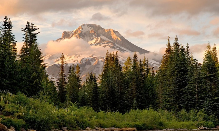 The Resort at The Mountain - Mount Hood Village: Two- or Three-Night Stay with Dining Credit at The Resort at The Mountain in Mt. Hood Village, OR