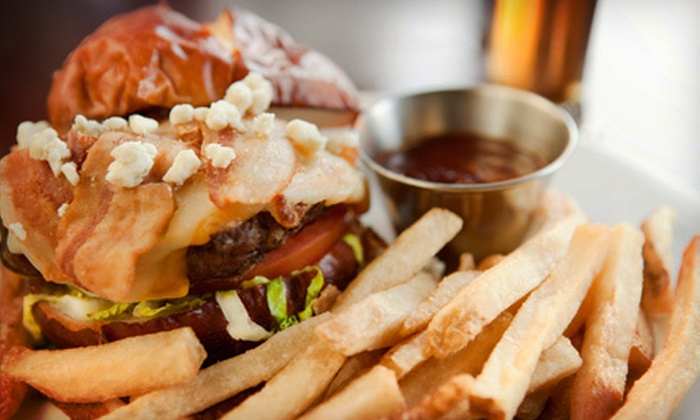 Starters Pub - Lower Saucon: $15 for $30 Worth of American Food at Starters Pub
