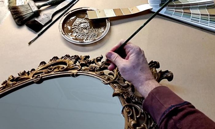 Tim Eaton Decorative Painting and Restoration - Stamford: Furniture & Decor Restoring at Tim Eaton Decorative Painting and Restoration (Up to 50% Off). Options Available.