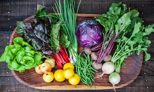 Farmhouse Delivery: Membership and Large Produce Bushel from Farmhouse Delivery (51% Off)