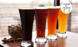 Cervejaria Mr Mub: Cervejaria Mr Mub – São Caetano: curso de cerveja artesanal para 1, 2 ou 4 pessoas