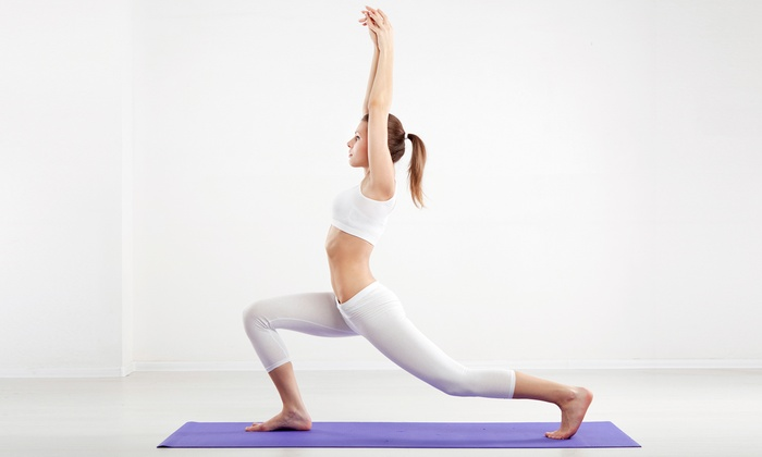 Down Dog Hot Yoga - Evanston: One or Three Months of Unlimited Hot Yoga Classes at Down Dog Hot Yoga (Up to 61% Off)