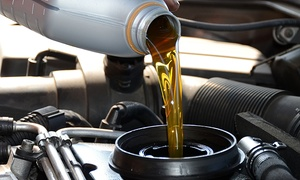 Meineke Car Care Center: One Standard or Full-Synthetic Oil-Change Package at Meineke Car Care Center (Up to 72% Off)