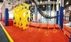 Ninjaz Canada - Vaughan: 5 or 10 Ninja Warrior Boot Camp or Training Courses at Ninjaz Canada (Up to 51% Off)