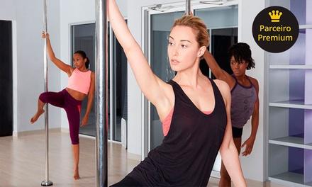 Paula Monteiro Personal Sexy – Guará I: curso de pole dance coreógrafo (módulo I – básico)