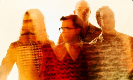 Weezer/Pixies on Friday, April 5, at 7 p.m.