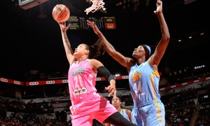 San Antonio Stars: San Antonio Stars WNBA Game at Freeman Coliseum on Saturday, August 8, at 7 p.m. (Up to 66% Off)