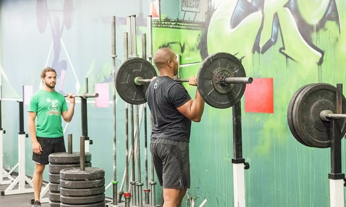 CrossFit Fenway - CrossFit Fenway: $99 for One Month of CrossFit at CrossFit Fenway ($270 Value)