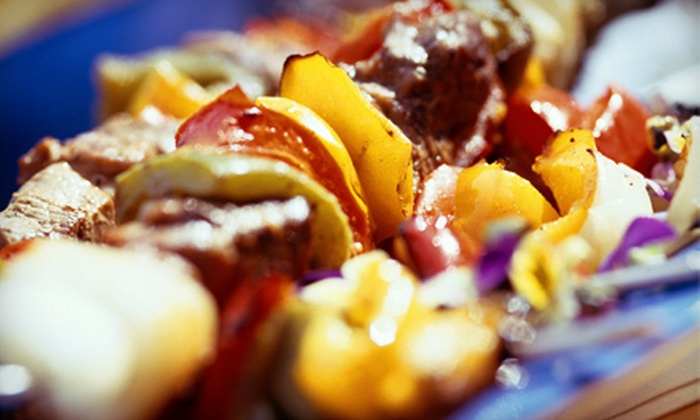 La Shish - East Downtown Dearborn: $10 for $20 Worth of Mediterranean Dinner Cuisine for Two at La Shish