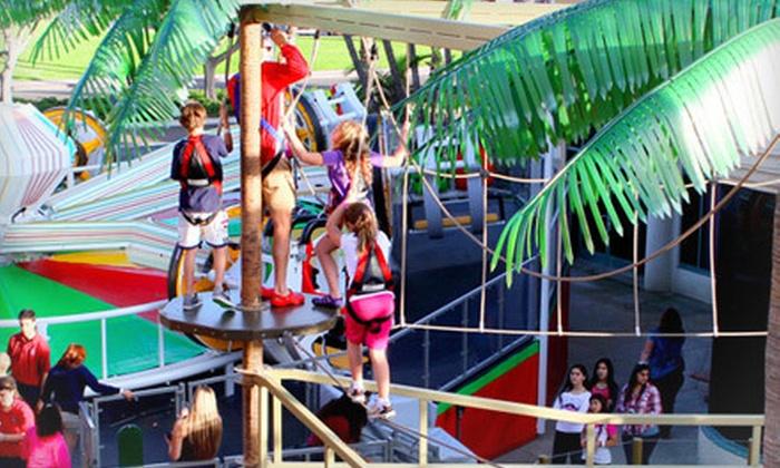Belmont Park - Belmont Park: $9 for an Amusement-Park Activities Package at Belmont Park ($19.95 Value)