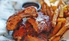 Everything Entertainment Restaurant & Lounge - Everything Entertainment Restaurant & Lounge: Burgers, Pastas, Salads, and Seafood for Two or Four at Everything Entertainment Restaurant & Lounge (50% Off)