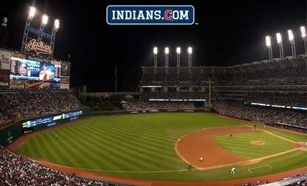 Cleveland Indians vs. Detroit Tigers on Thurs., Aug. 11 at 7:05PM: Lower Reserve Seating - Cleveland Indians in Cleveland