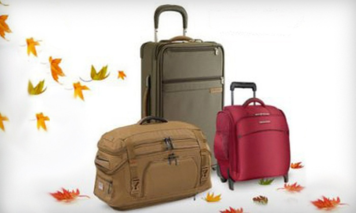 Holloway Travel Outfitters - Arden - Arcade: $30 for $60 Worth of Luggage and Travel Accessories at Holloway Travel Outfitters