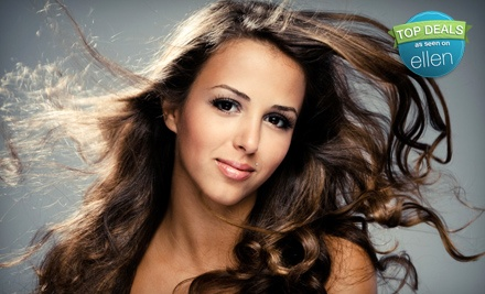Cut and Conditioning Package (a $75 total value) - b2 Salon by Bernards in Cherry Hill