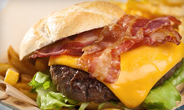 Sweet Mel's - Gainesville: Burgers and Drinks for Two, Four or Six or $7 for $15 Worth of Bar Fare at Sweet Mel's
