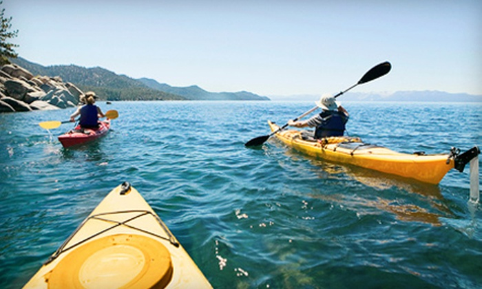 4Points Expeditions - Ventura: Malibu Kayaking Trip for Two or Four from 4Points Expeditions (Up to 64% Off)