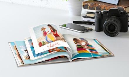 Álbum de fotos de tapa dura en tamaño A4 y A5 con Photo Gift (ES) (hasta 85% de descuento)