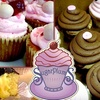Half Off at SugarPlums CupCakery