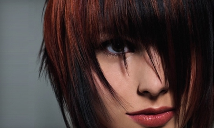 Colorific Hair Color Salon - Multiple Locations: $22 for Highlighting Treatment at Colorific Hair Color Salon ($47 Value)