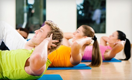 10 Fitness Classes (an $80 value) - Fusion Fitness in Indianola