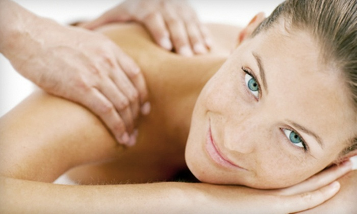 Amy's Salon and Spa - Lombard: $65 for a Spa Package with Signature Facial and Back Treatment with Massage at Amy's Salon and Spa in Lombard ($130 Value)