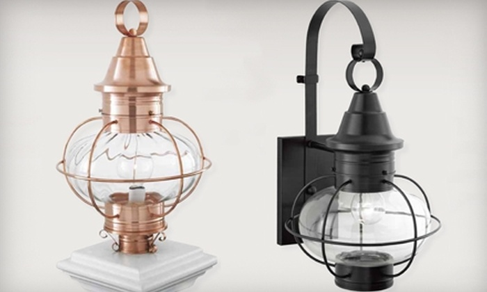 Granite City Electric - Multiple Locations: $50 for $100 Worth of Norwell Lighting Fixtures at Granite City Electric