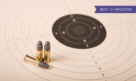 $39 for a Shooting-Range Outing for Two at Family Shooting Academy ($87 Value)