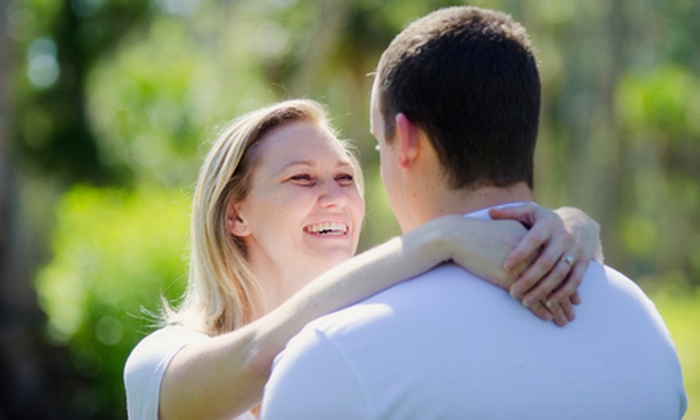 "Jammin' Swing Photography - Daytona Beach: Portrait or Engagement Photo Package with 5""x7"" Print and Digital Images from Jammin' Swing Photography (Up to 77% Off)"