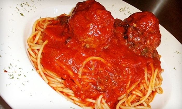 Spaghetteria Mamma Mia - Midtown: $12 for $25 Worth of Pasta and More at Spaghetteria Mamma Mia