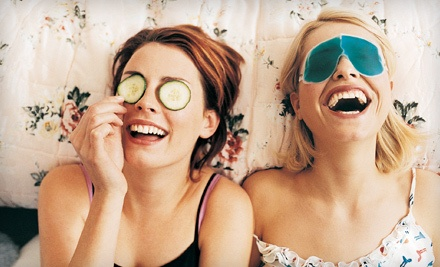 Spa Package For One (a $95 value) - Glamour Girl Spa Parties in Fountain Inn
