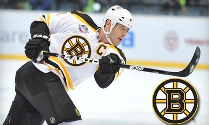 TD Garden - Downtown: $120 for a Boston Bruins Premium Club Seat at TD Garden ($238 Value). Choose from Six Games.