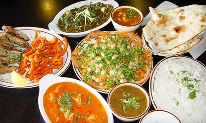 East India Grill - Los Angeles: $10 at East India Grill