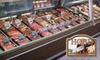 Hobe Meats - Camelback East: $15 for Six U.S.D.A Choice Petite Sirloin Steaks from Hobe Meats ($30 Value)