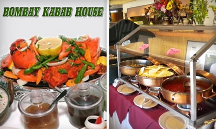 Bombay Kabab House - Evanston: $15 for $30 Worth of Indian Cuisine at Bombay Kabab House
